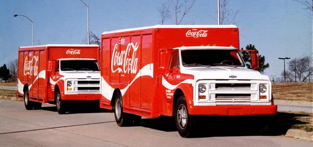 Coke Trucks