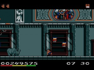 Hudson Hawk (Amiga Screen)
