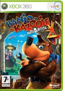 Banjo Kazooie 360