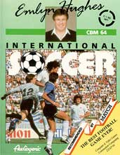 Emlyn Hughes International Soccer Cover