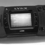 The Atari Lynx - not what you would call pocket sized